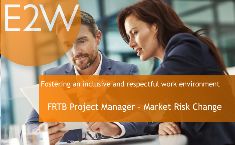 Investment Bank fostering an inclusive and respectful work environment Ref: DFRTB