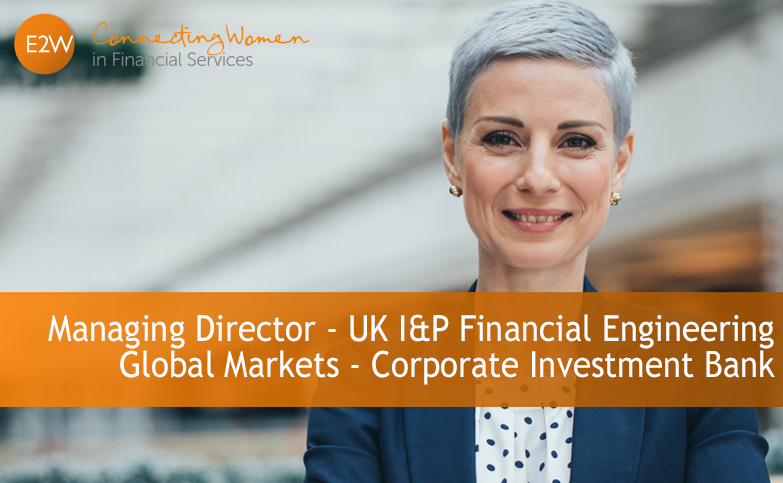 Global Markets - Corporate Investment Bank