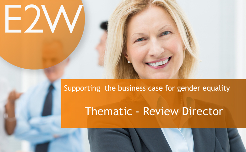 Global Investment Bank - Thematic Review Director