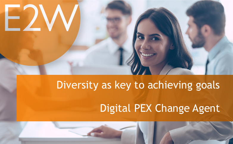 Diversity as key to achieving goals - Ref: UDPCA