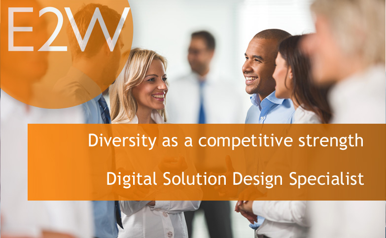 Diversity as a competitive strength - Ref: UDSDS