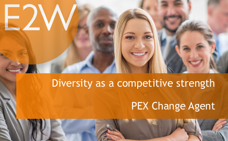 Diversity as a competitive strength - Ref: UPCA