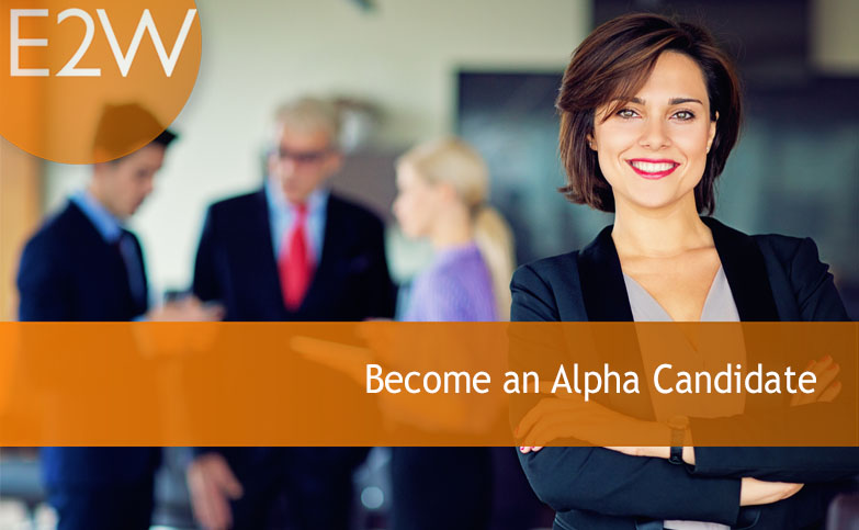 'Alpha' closes the gap between those senior women looking for work and those looking to recruit them