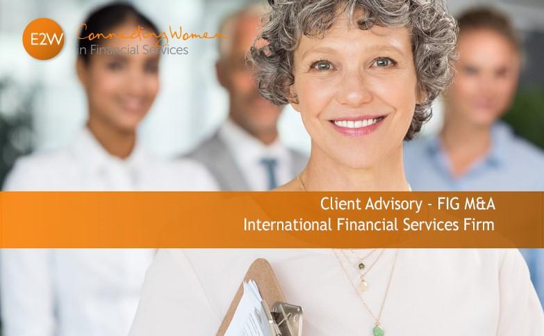 International Financial Services Firm